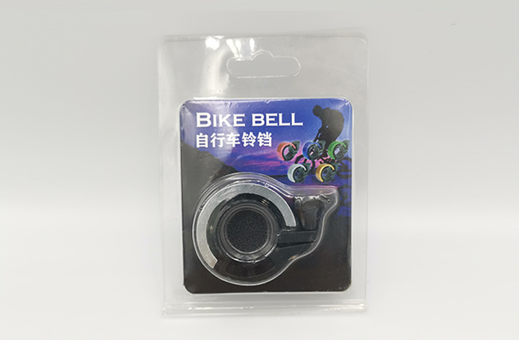 The Q-ring developed by our company is a new type of bicycle bell.