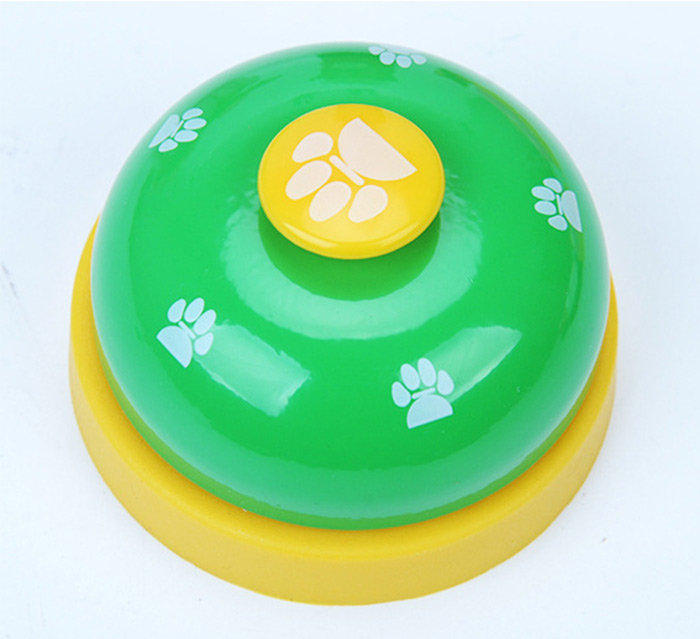Pet Toy Dinner Call Bell
