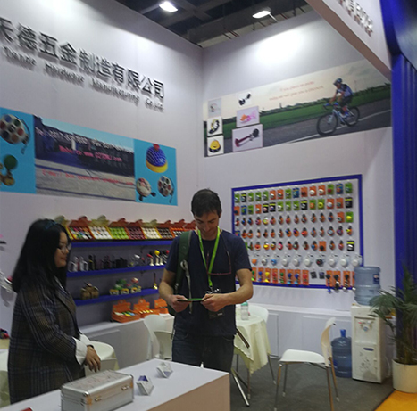 The Shanghai International Bicycle and Accessories Exhibition